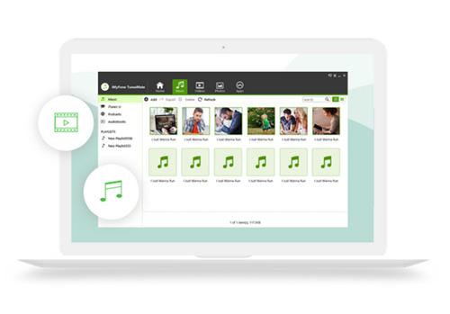 برنامج iMyFone TunesMate - لنقل الملفات الصوتية و الصور و الفيديو