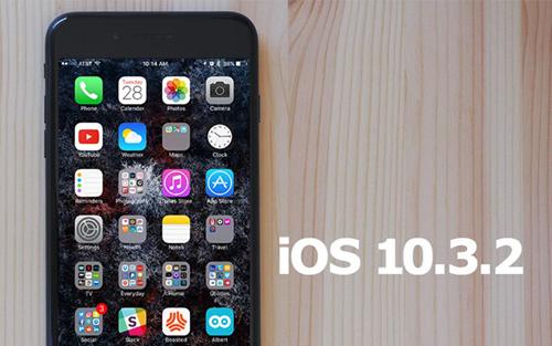 آبل تطلق رسمياً تحديث iOS 10.3.2 مع مزايا أمنية!