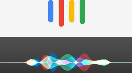 صورة المساعد الشخصي Google Assistant متوفر الآن على الآيفون ، هل يتفوق على Siri ؟