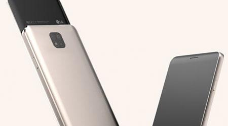 Photo of هل هذا هو هاتف LG V30 مع شاشة ثنائية قابلة للسحب !