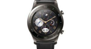 هواوي تطرح ساعتها الذكية Huawei Watch 2 Classic للبيع