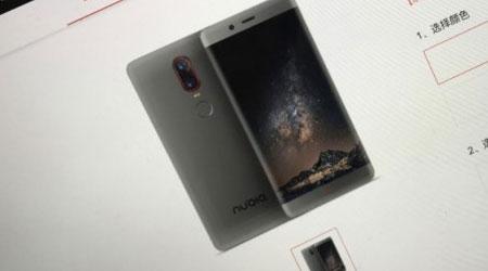 رصد هاتف Nubia Z17 مع رام سعة 6 أو 8 جيجا !
