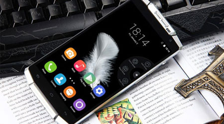 صورة هاتف OUKITEL K10000 Pro الذكي ببطارية 10,000 ملي أمبير و مواصفات أفضل!