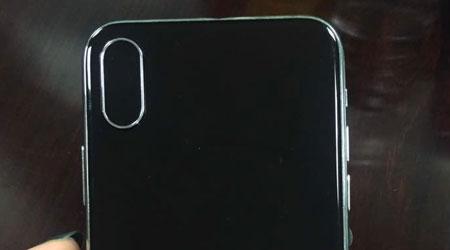 Photo of تسريب صور حقيقية للأيفون 8 – ما رأيكم بهذا التصميم ؟