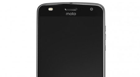 هكذا سيكون تصميم هاتف موتورولا Moto Z2 - فلاش من الأمام