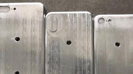 صور - تسريب مخططات أجهزة الأيفون 7s و7s بلس والأيفون 8 !