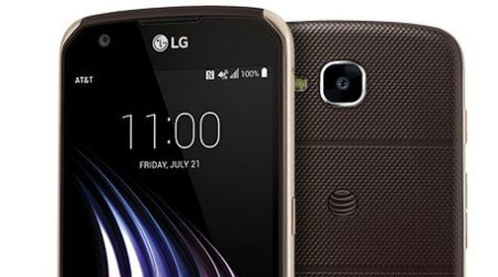 صورة هاتف LG X venture – هاتف ذكي شديد الصلابة و قوي التحمل للاستخدامات القاسية !