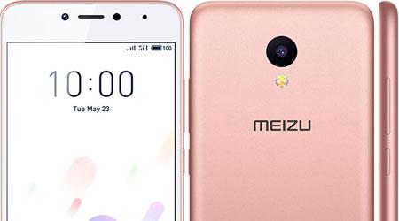 صورة الإعلان رسميا عن هاتف Meizu M5c بمواصفات متوسطة