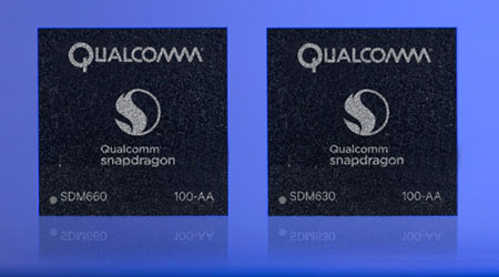 صورة كوالكم تكشف عن معالجات Snapdragon 660 و 630 الجديدة، ماذا تعني لنا ؟