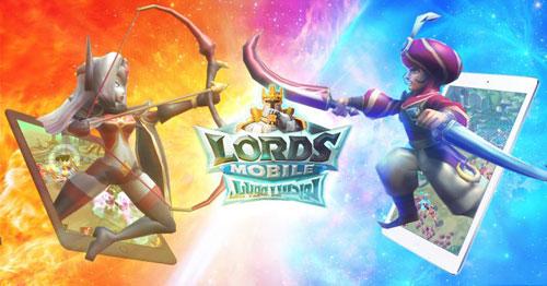 لوردس موبايل - من أقوى الألعاب الاستراتيجية