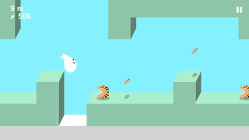 لعبة Funny Bunny الأرنب المرح - كلاسيكية ممتعة مليئة بالتحدي