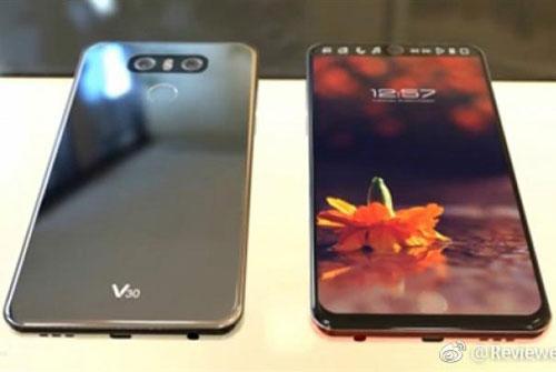 شركة LG قد تكشف عن هاتفها V30 وG7 في وقت باكر جدا !