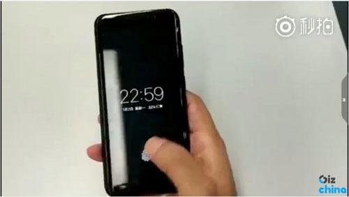 شركة vivo قد تكون أول من يوفر هاتف مع بصمة مدمجة في الشاشة !
