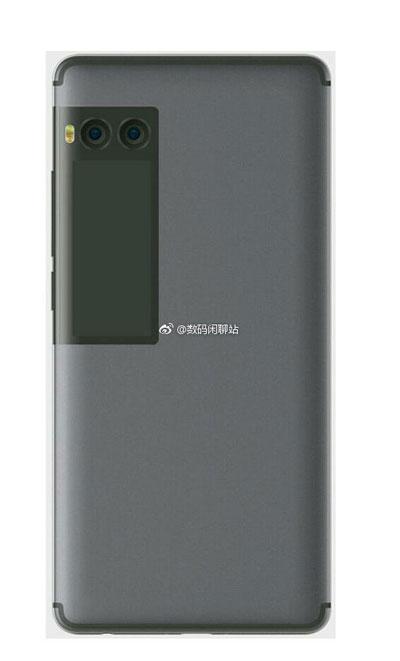 هاتف Meizu Pro 7 قادم من كاميرا مزدوجة وشاشة في الخلف !