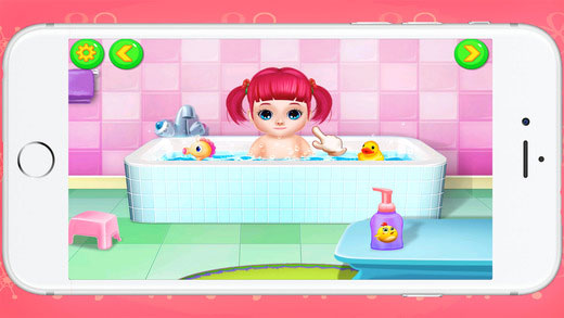 ألعاب بنات وأطفال - لعبة مسلية للصغار لتعليمهم المسؤولية