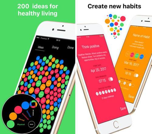 تطبيق Simple Habit Tracker لبناء حياة سليمة