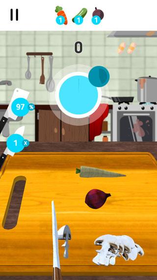 لعبة Chop Master لتحدي الفوز بمعارك المطبخ - مسلية وممتعة