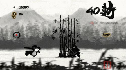 لعبة SumiKen تحدي الساموراي برسوميات مميزة