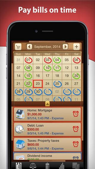 تطبيق Money لمتابعة مصاريفك المالية بدقة