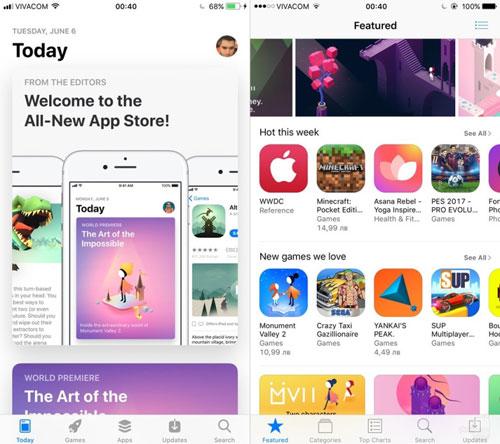 أهم الفروقات بين iOS 11 و iOS 10