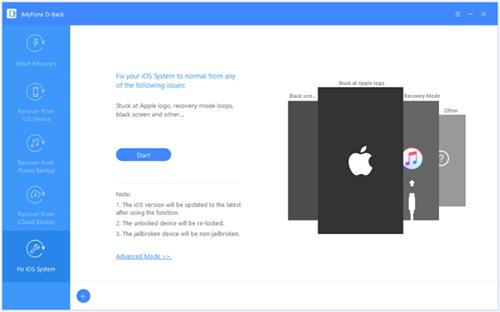 برنامج iMyFone D-Back لاسترجاع الملفات المحذوفة من الآيفون و الآيباد!