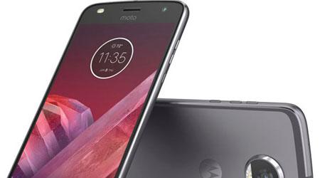 الإعلان رسمياً عن هاتف Motorola Moto Z2 Play - المواصفات و السعر !