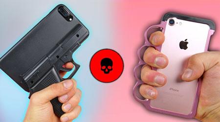4 أغطية للأيفون خطيرة جدا وقد تكون ممنوعة في بلدك !