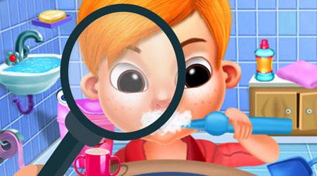 لعبة اوجد الفوارق - ذكاء لمسة للأطفال لزيادة التركيز والانتباه، مفيدة مسلية ومجانية