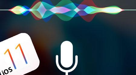 نظام iOS 11 - ما الجديد في سيري Siri ؟