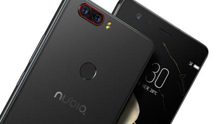 الإعلان عن هاتف ZTE Nubia Z17 بمعالج Snapdragon 835 و كاميرا مزدوجة !