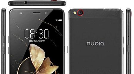 شركة ZTE تعلن عن هاتف nubia M2 Play مع كاميرا أمامية مميزة