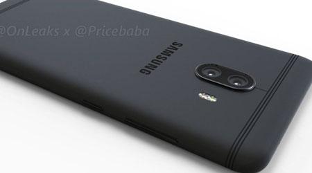 تسريب وتأكيد - هاتف جالكسي C10 أول هاتف بكاميرا مزدوجة من سامسونج