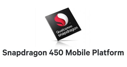 كوالكم تكشف عن معالج Snapdragon 450 بتقنية معالجة 14 نانومتر