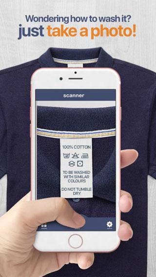 تطبيق Washtag دليلك لغسل الملابس بطريقة سليمة