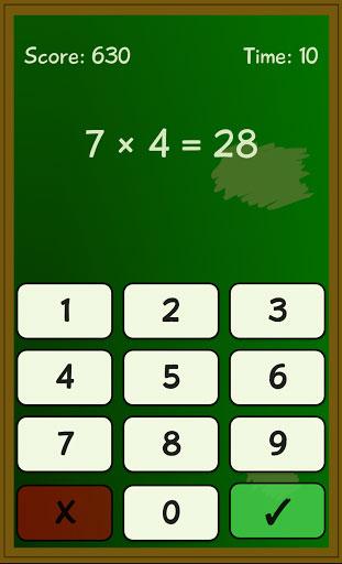تطبيق Calc Fast لتحدي الرياضيات