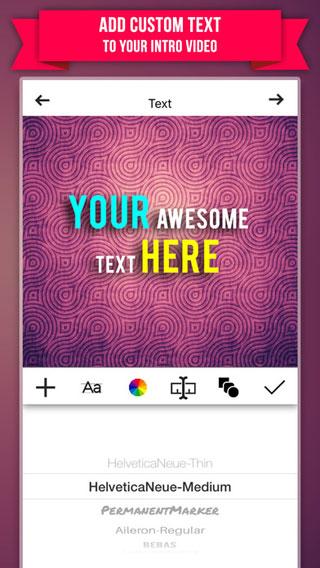 تطبيق Video Maker لمونتاج فيديو مع الكتابة والخلفية الصوتية - مزايا احترافية في انتظارك