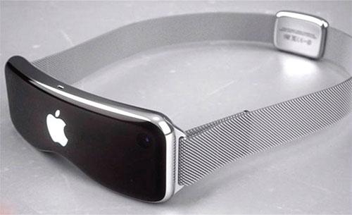 صورة تخيلية لنظارة آبل smart glasses