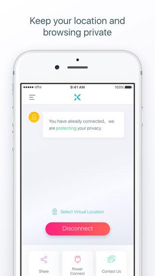 تطبيق X-VPN لحماية نفسك عند تصفح الانترنت وفك حجب المواقع !