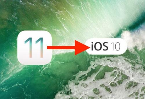 الطريقة الصحيحة للرجوع من iOS 11 beta إلى iOS 10.3.3 بدون مشاكل !