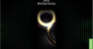 شركة Lenovo تستعد للكشف عن هاتف K8 Note خلال الشهر القادم
