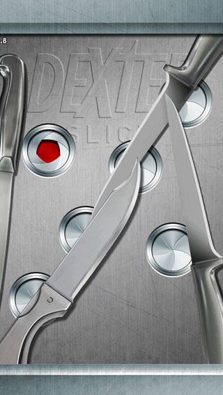 لعبة Dexter Slice تحدي السكاكين في انتظارك