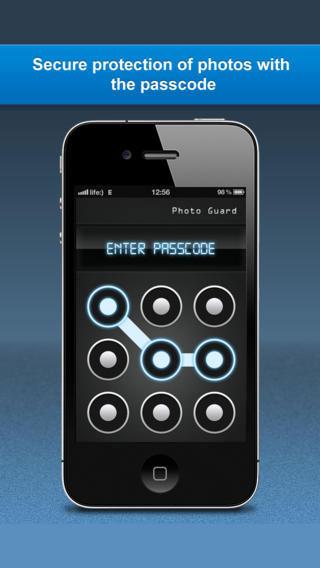 تطبيق Photo Guard لحماية الصور لأجهزة الأيفون القديمة