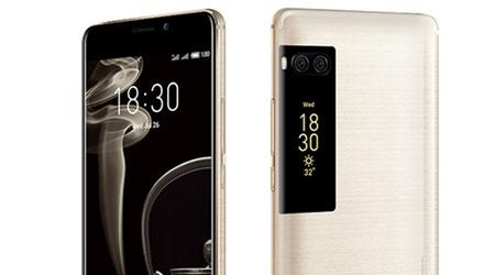 رسمياً - هواتف Meizu Pro 7 و Meizu Pro 7 Plus بشاشتين و كاميرا مزدوجة !