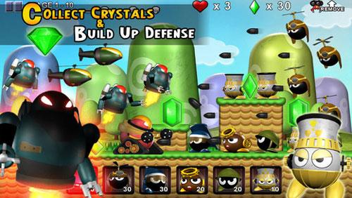 لعبة Tiny Defense مليئة بالتسلية والمغامرة