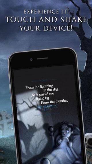 لعبة iPoe 3 لمحبي قصص الرعب والخيال