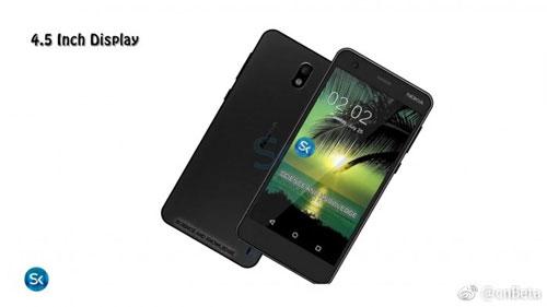 رصد هاتف Nokia 2 بمزايا منخفضة وتصميم كلاسيكي
