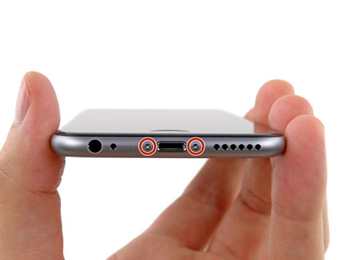 شرح استبدال بطارية الأيفون 6 خطوة بخطوة !