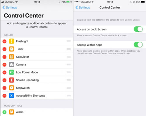 بالصور - هذه أهم الفروقات بين iOS 11 و iOS 10 - الجزء الثاني