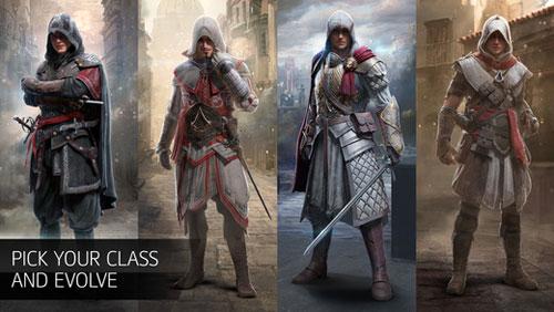 لعبة الحركة والمغامرة Assassin's Creed Identity في عرض تخفيضي