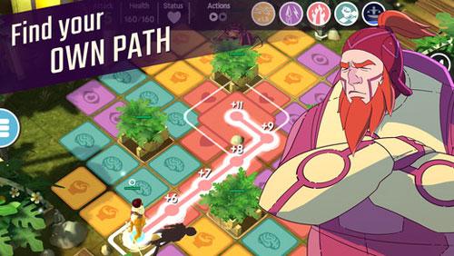 لعبة Ticket to Earth لمحبي ألعاب البطاقات والمغامرة